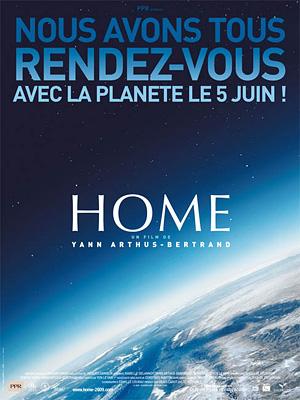 《Home》(家园/地球很美有赖你/卢贝松之抢救地球)